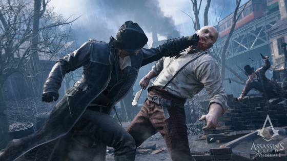 Assassin's Creed: Syndicate infódoboz