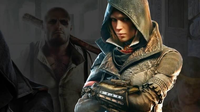 Assassin's Creed: Syndicate - nem a Unity-botrány miatt van női főszereplő bevezetőkép