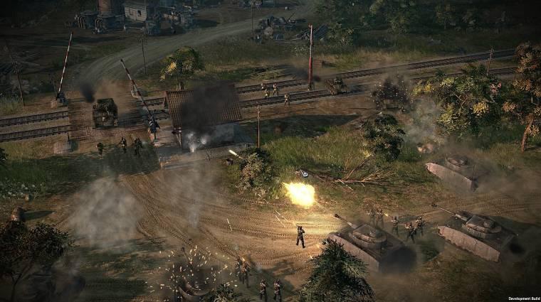 Blitzkrieg 3 - Early Accessen a második világháborús RTS bevezetőkép