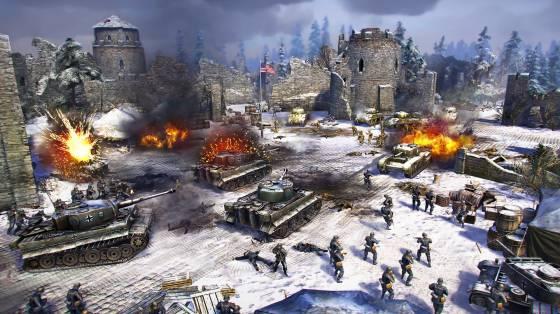 Blitzkrieg III infódoboz