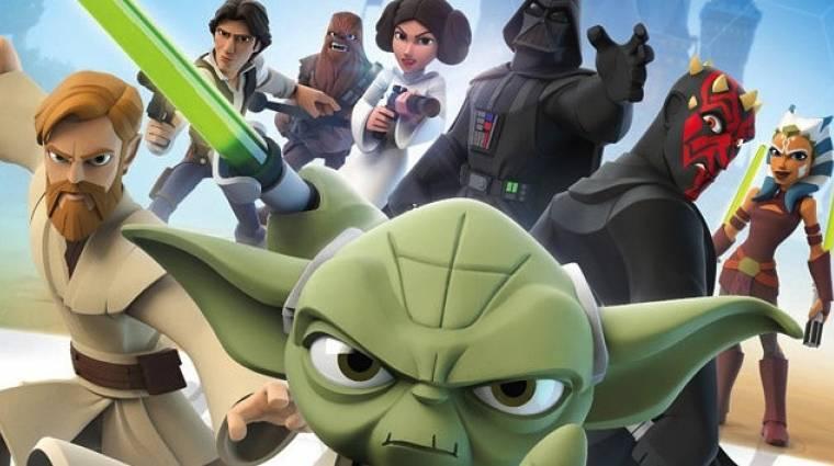 Disney Infinity 3.0 - Star Wars és Bosszúállók játék egyben bevezetőkép