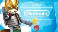 E3 2015 - Nintendo élő közvetítés kép