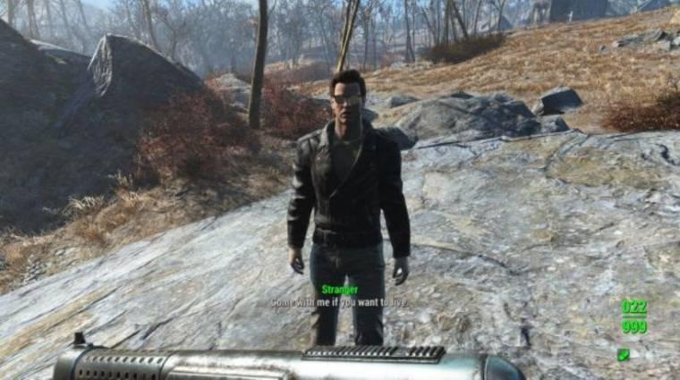 Fallout 4 - az új mod egy Terminátor társat ad bevezetőkép