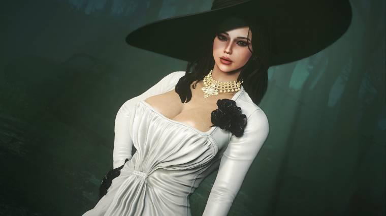 A Resident Evil Village-ben még nem, de a Fallout 4-ben már találkozhatunk egy bizonyos hölggyel bevezetőkép