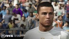 A foci legnagyobb sztárjait is a polcodra teheted a FIFA 16 előrendelői akciójában kép