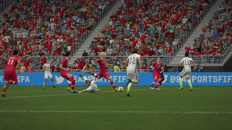 FIFA 17 - új grafikai motorra váltanak a fejlesztők bevezetőkép