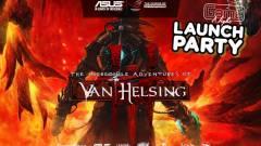 The Incredible Adventures of Van Helsing III Launch Party! kép