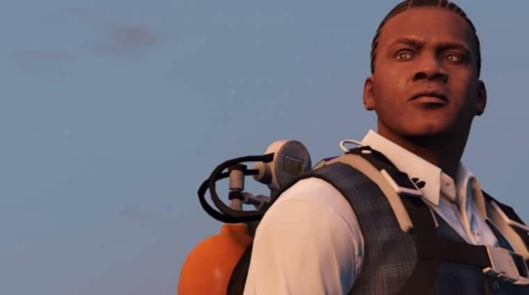 Grand Theft Auto V mod - elkészült a régóta várt jetpack bevezetőkép