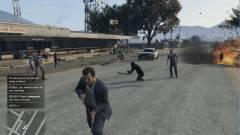 Grand Theft Auto V - működik, de közel sem tökéletes a kooperatív mod (videó) kép