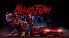 Készül a Kung Fury folytatása! kép
