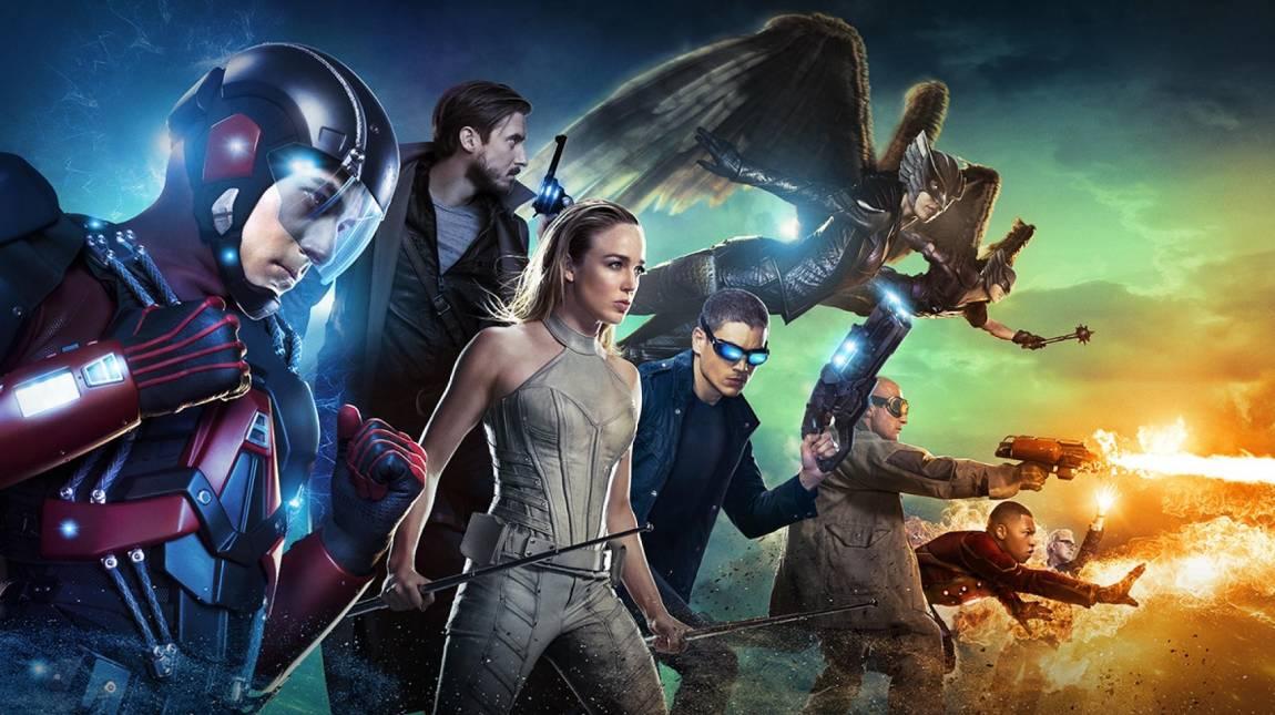 Legends of Tomorrow - Stargirl és Reverse-Flash az új ízelítőn kép