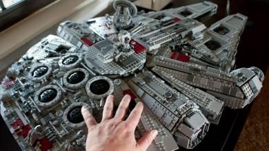 Jön minden idők legnagyobb LEGO Star Wars készlete
