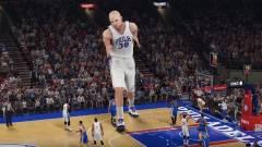 NBA 2K16 - nem könnyű a játék, ha az ember egy óriás, pici kezekkel (videó) kép