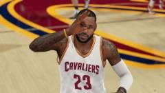 NBA 2K16 - tetoválások miatt folyik a pereskedés kép