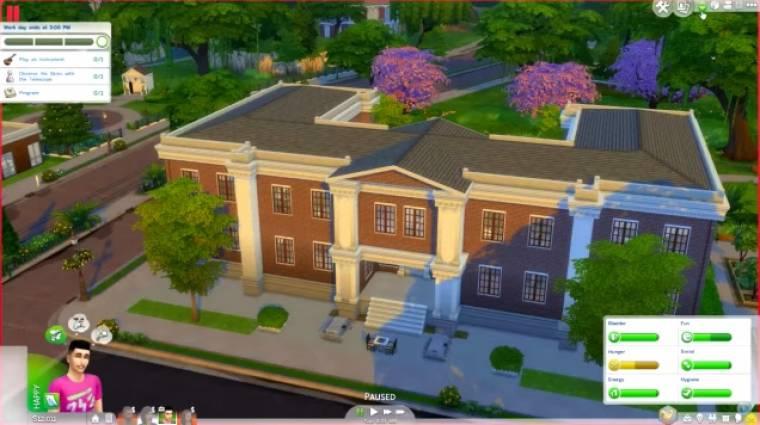 The Sims 4 - iskolákat ad a játékhoz az eddigi egyik legjobb mod bevezetőkép