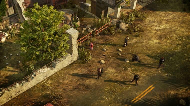 Wasteland 2 - van, amikor egy GOTY kiadás ingyenes bevezetőkép