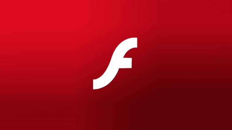 Az év végén végleg kihal az Adobe Flash kép