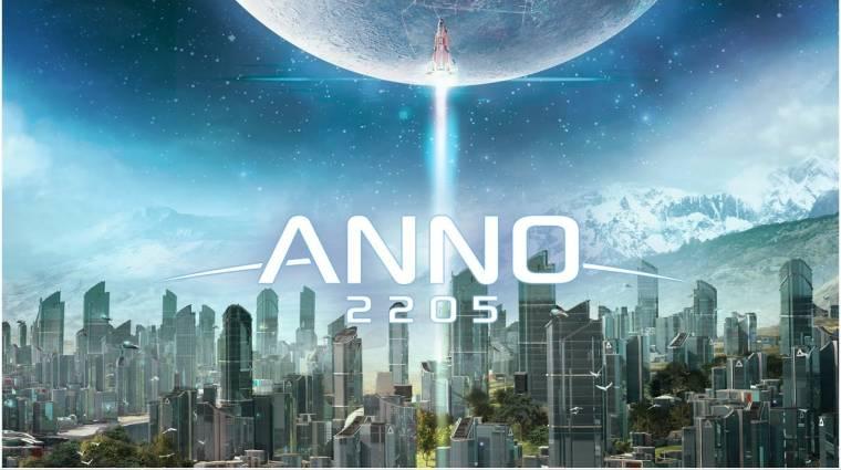 E3 2015 - Anno 2205 megjelenési dátum és trailer bevezetőkép