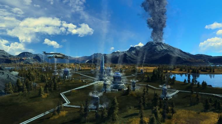 Anno 2205 - már a tundrán is építhetünk metropoliszt (videó) bevezetőkép