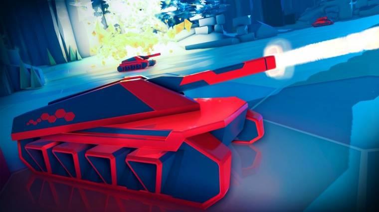 PGW 2015 - ekkor jön PlayStation VR-ra a Battlezone bevezetőkép