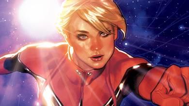 Comic-Con 2017 - a Captain Marvel a '90-es években játszódik a Skrullok ellen