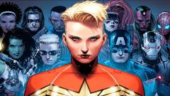 Captain Marvel mégsem lesz benne a Bosszúállók: Végtelen háborúban? kép