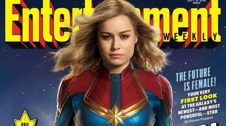 Így fog kinézni Marvel Kapitány kép