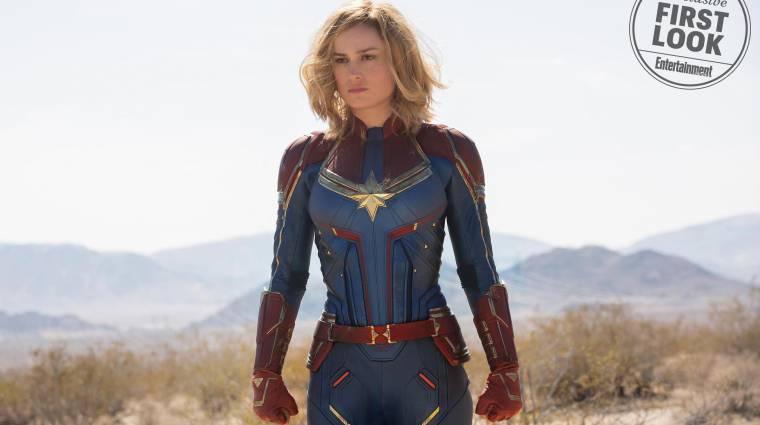 BRÉKING: Megérkezett a Marvel Kapitány első előzetese! kép