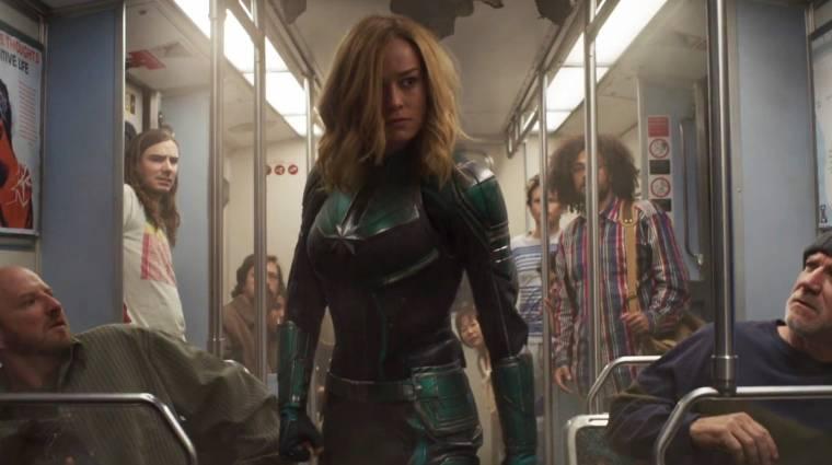 Marvel Kapitány - már szinkronosan is nézhető az új trailer kép