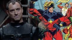 Végre kiderült, kit játszik majd Jude Law a Marvel Kapitányban kép