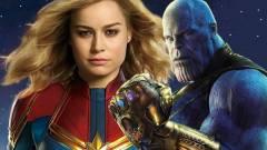 Ezért lehet Marvel Kapitány a kulcs Thanos legyőzésében kép