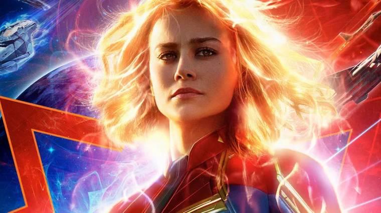 Már szinkronnal is nézhető a Marvel Kapitány legújabb előzetese kép