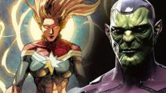 A Marvel Kapitány készítheti elő a terepet a Titkos Inváziónak kép