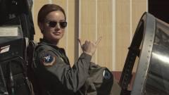 Brie Larson megkezdte felkészülését a Marvel Kapitány folytatására, videó is van róla kép