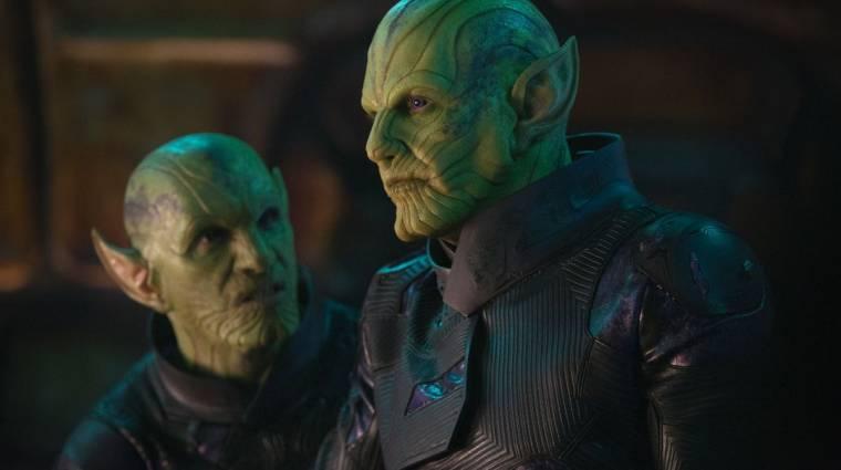 Kevin Feige beszélt a Skrullok MFU-s jövőjéről kép