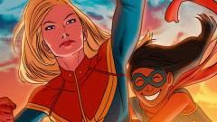 A Captain Marvel 2-ben Ms. Marvel is feltűnik kép