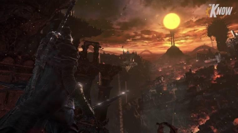 Dark Souls 3 megjelenés - rengeteg kép és információ szivárgott ki bevezetőkép