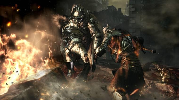 E3 2015 - nem a Dark Souls 3 az utolsó rész a sorozatban bevezetőkép
