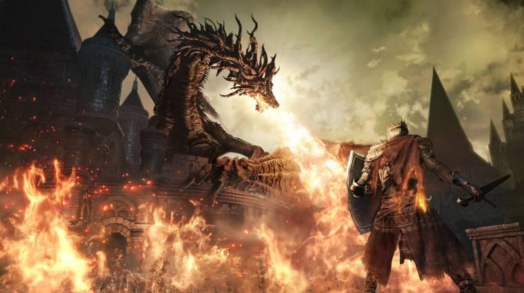 E3 2015 - a Dark Souls III lesz a sorozat utolsó darabja bevezetőkép