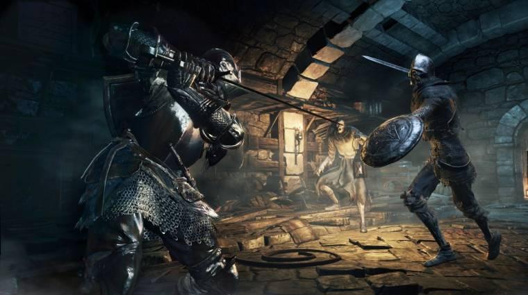 Gamescom 2015 - elég durva lesz a Dark Souls III (videó) bevezetőkép