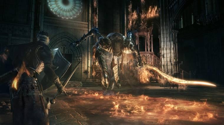 TGS 2015 - megvan a Dark Souls III megjelenésének időpontja bevezetőkép