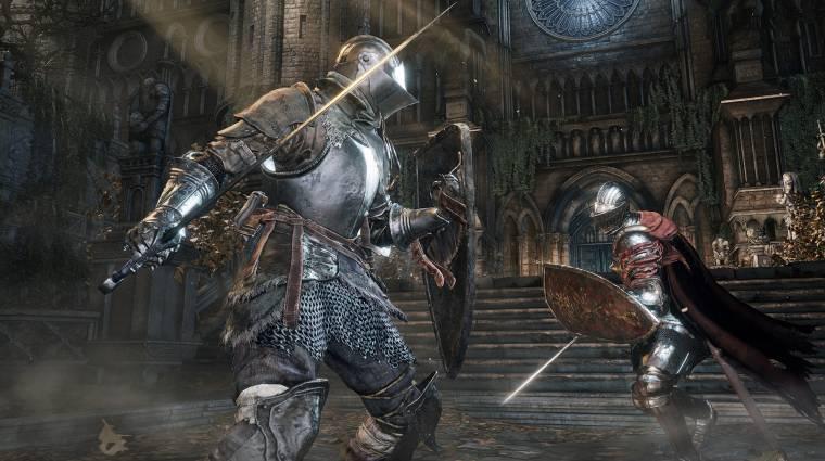 Dark Souls III - lenyűgözőek az új képek bevezetőkép