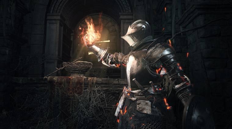 Dark Souls III - több órányi gameplay került ki a zárt tesztből (videó) bevezetőkép