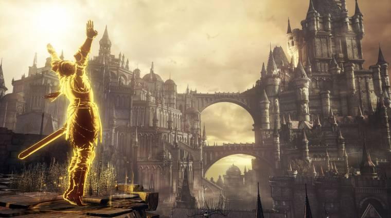 Dark Souls III - 30 percnyi játékmenet a kaland elejéről (videó) bevezetőkép