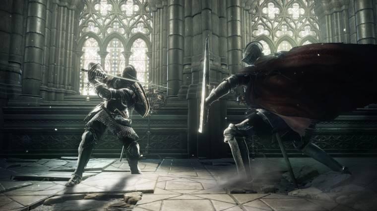 Dark Souls III - már most játszható, de nem teljes az élmény bevezetőkép