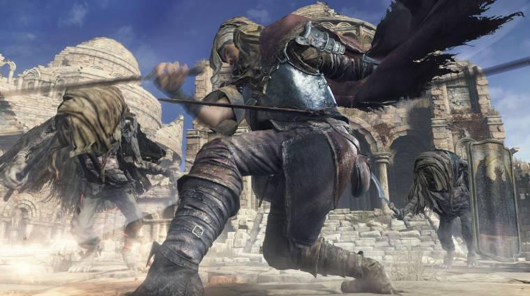 Dark Souls III - problémák vannak a PC-s változattal bevezetőkép