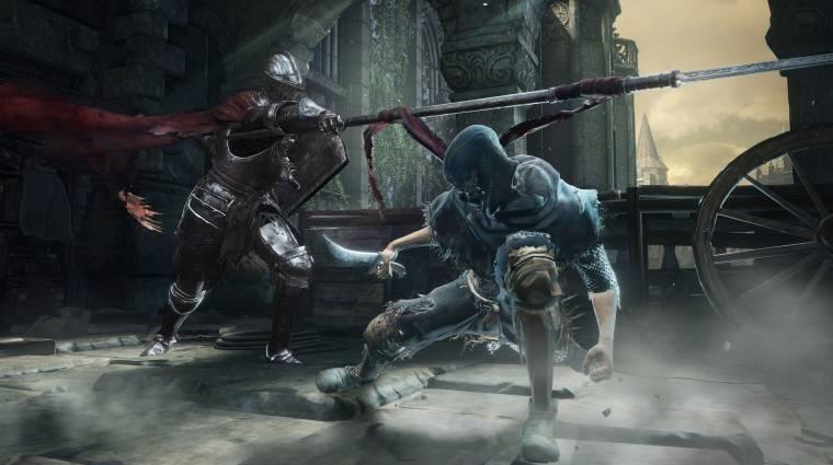Dark Souls III - komoly problémákat okozott a legújabb frissítés bevezetőkép