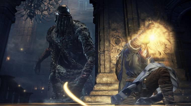 Dark Souls III - spoilerezz le magadnak 100 percet a játékból bevezetőkép