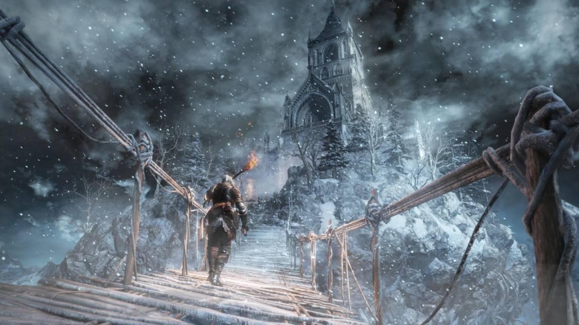 Dark Souls III - készül a PvP aréna bevezetőkép