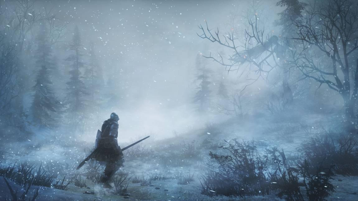 Dark Souls III: Ashes of Ariandel - négy perc küzdelem a DLC-ből bevezetőkép